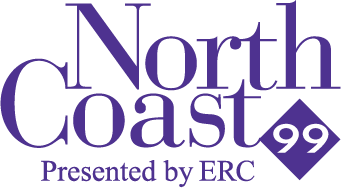NorthCoast 99 Logo with ERC Purple