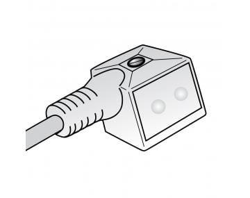 3 Wire Plus Ground DIN - 18mm