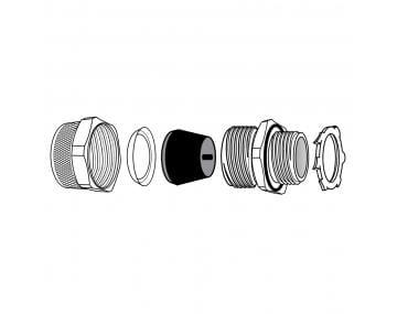 Stainless Steel Grip-Seals Kord-Gards