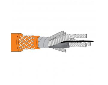 Super-Trex Orange Type G Portable Power Cable