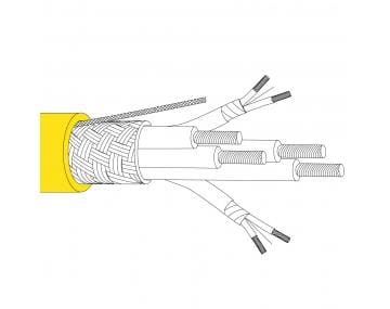 Trex-Onics VFD Shielded Power Cable With Brake Signal Pairs