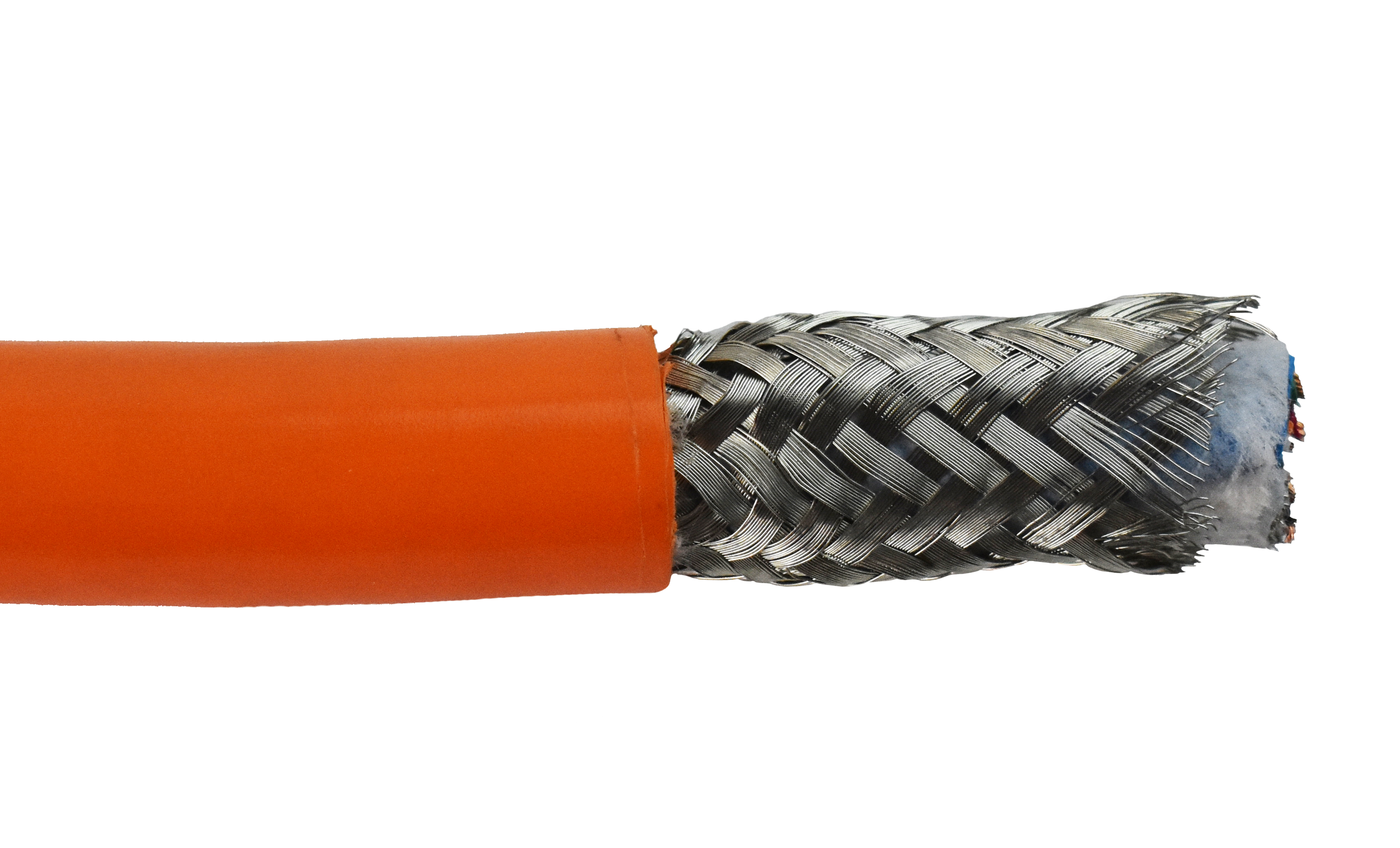 Hybrid Motor Cable_No Connector_Profile