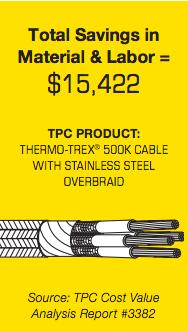 Steel Case Study Savings