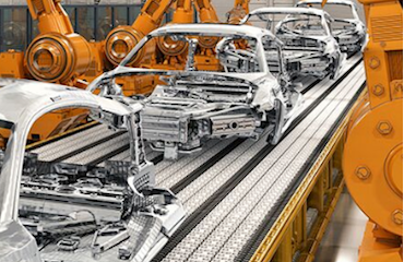 Automotive assembly line