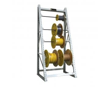 Large Reel Rack