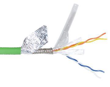 Trex-Onics High-Flex PROFINET Cable